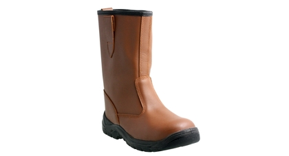 8805 high cut rigger boots