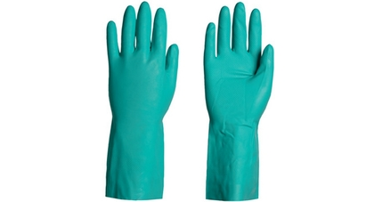 Nitchem nitrile gloves
