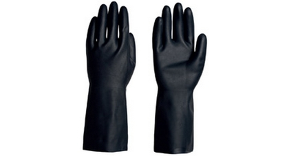 Neochem neoprene gloves