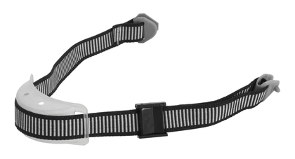 2 point chin strap with guard