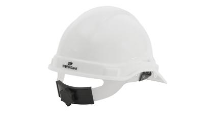 Ratchet helmet