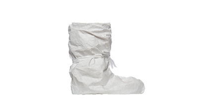 Tyvek boot cover