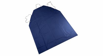 Vinyl apron