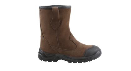 8109 high cut rigger boots